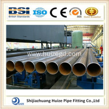 Q235B longitudinal steel pipes
