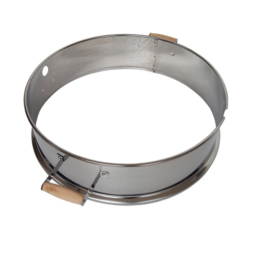 22.5'' Stainless Steel Charcoal BBQ Rotisserie Ring