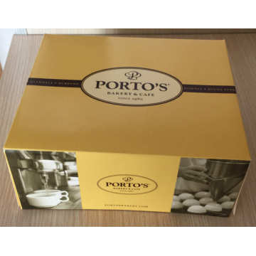 Customized bakery boxes with good quality