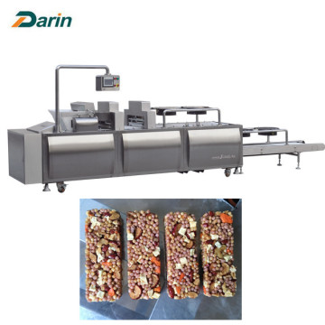 Nutrition Energy Fruit Snack Bar Making Machine