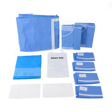 Best PP Non Woven Disposable Surgical Pack