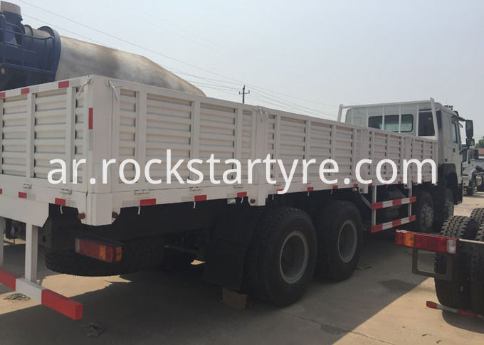 Sinotruk Howo 12 Wheels Cargo Trucks