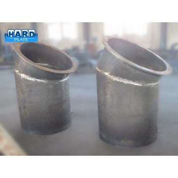 Feeder Chute Made by Chromium Carbide Alloy Plate