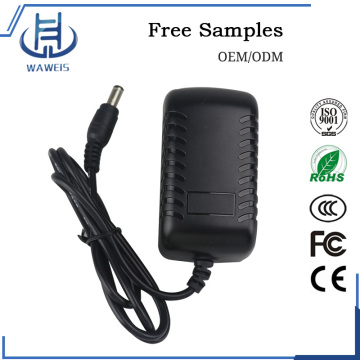 Replacement Plugs 12V 1A 12W Wall AC Adapter