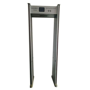 Walk through metal detector gate
