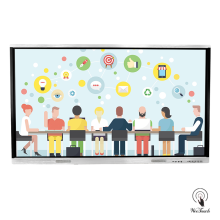 86 Inches Interactive Panel
