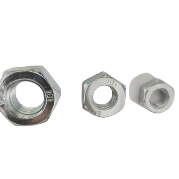 M10 Stainless Steel Joint Hexagonal Thin Nut
