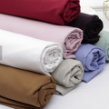 250TC Organic Cotton Percale Dyed Fabric