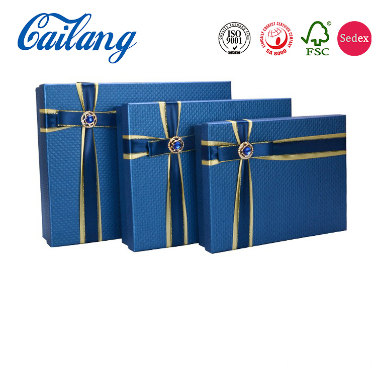 Bespoke High-end Clothing Paper Box