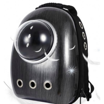 Expandable Bubble Cat Carrier Backpack Space