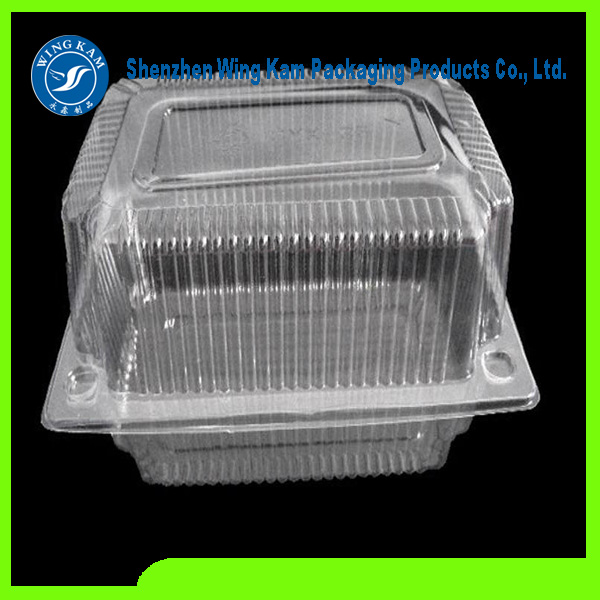 electronical product packed by Custom plastic clamshell blister packaging