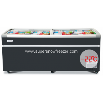 Commercial deep chest freezer for sale