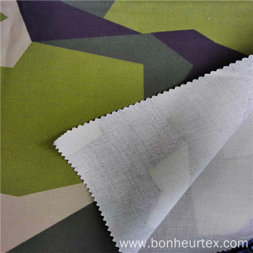 Printed Camouflage Fabric for Military Uniform