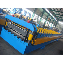 Trapezoidal Sheet Metal Machine,Zinc Roofing Roll Forming Machine