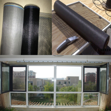Fiberglass Window Screen factory