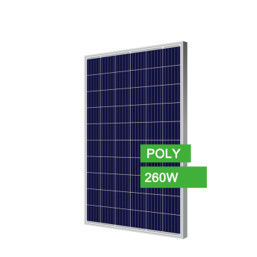 Cheap Price Poly Solar Photovoltaic Panel 260w