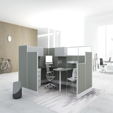 Contemporary Office Cubicles Partition Workstation