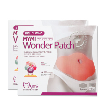 Hot sale Mymi Wonder belly Slimming pad