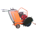 Comfortable operation auto road cutting machine