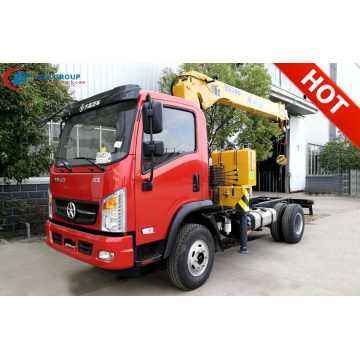 Brand New Cheap XCMG Crane Truck 5tons