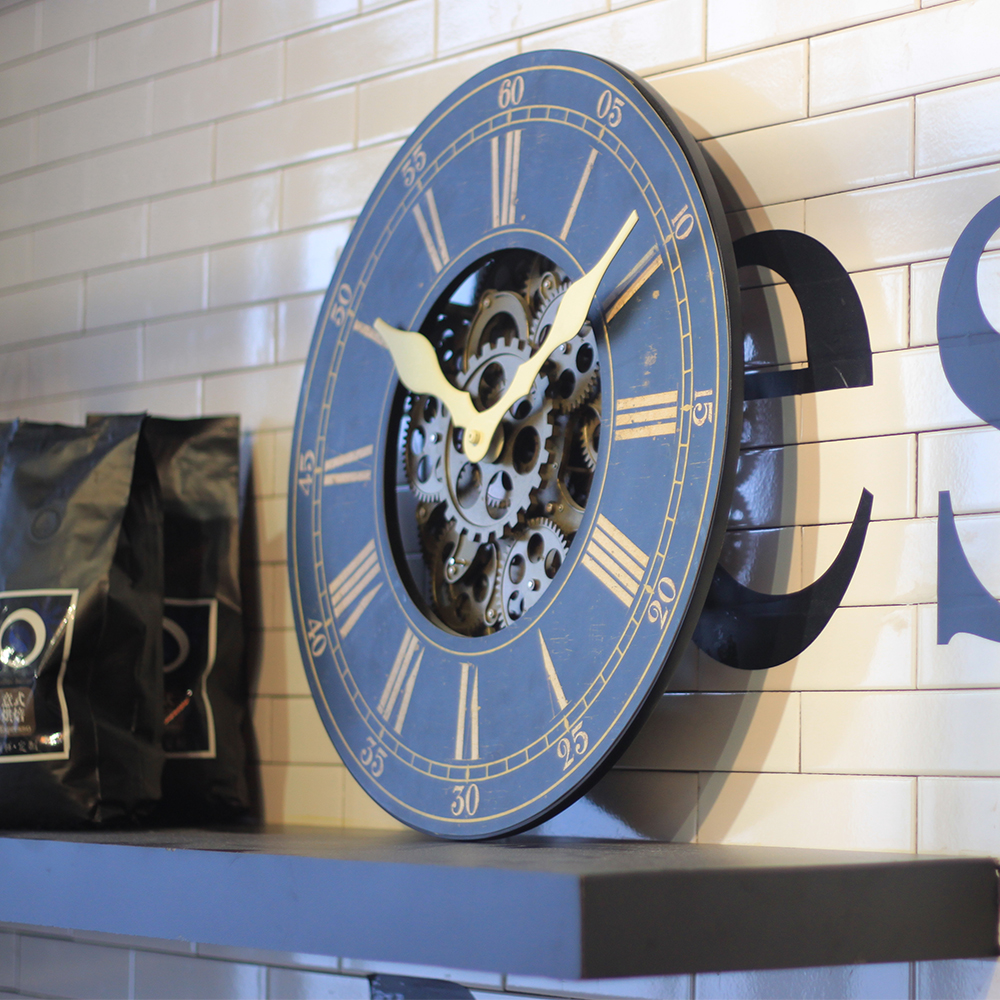 Large Station Wall Clocks
