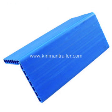 plastic edge corner protector for strapping