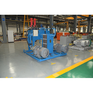 High-quality steel-making hydraulic system