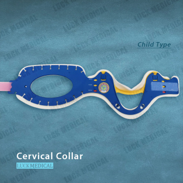 Neck Brace For Child Hospital Use