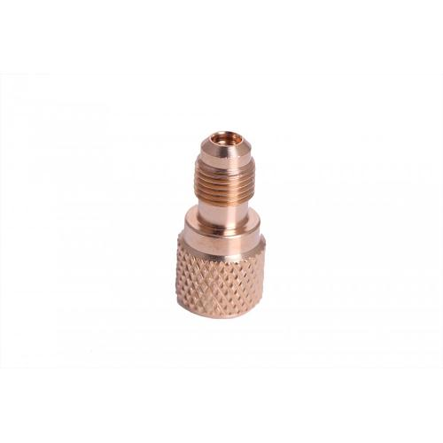 Refrigeration parts brass adapter AD-78/87