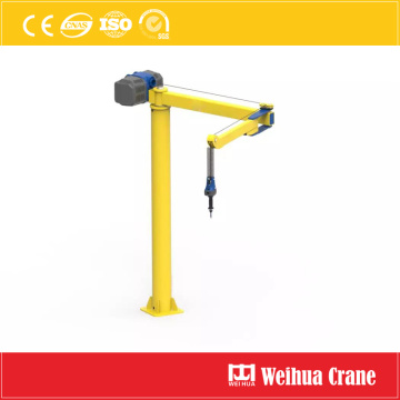 Jib Crane Folding Intelligent