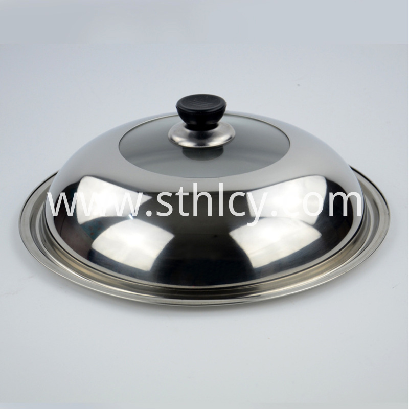Stainless Steel Lids For Pot