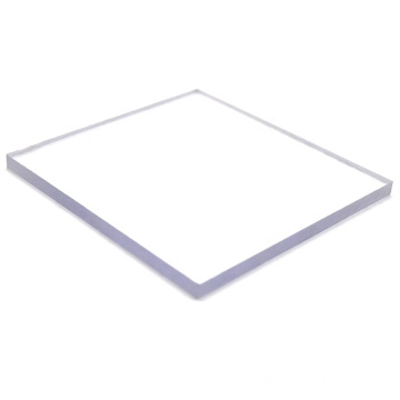Plastic sheet manufacturing polycarbonate solid sheet