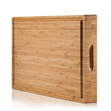 Extra Large Organic Bamboo Cutting Board