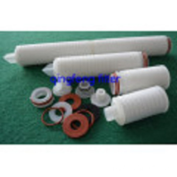 Nylon Pleated Filter Cartridge for Water Purification