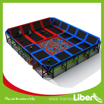 Good trampoline used games