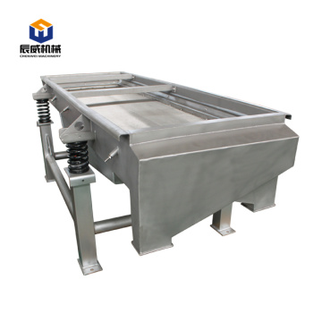 high output iron ore linear vibrating screen