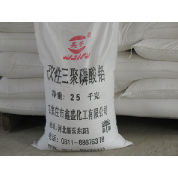 Modified  aluminum tripolyphosphate