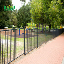 Cheap wrought iron fences panels for sale