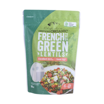 Wholesale for food packaging resealable plastic bags for food