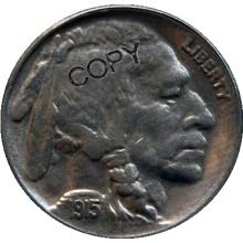 USA 1915 P,D,S BUFFALO NICKEL COPY COINS