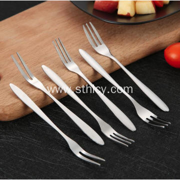 Matte Polished 410 Stainless Steel Forks