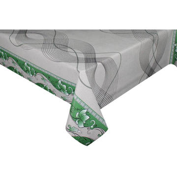 Bulk Vinyl Tablecloths with Non woven backing