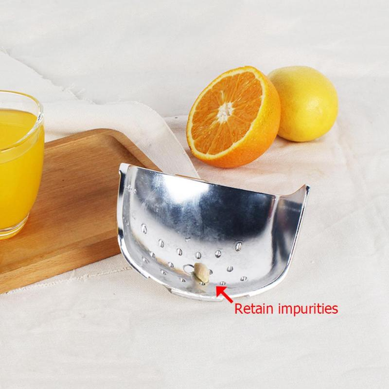 Manual juicer Orange Lemon Fruit Squeezer DIY Fruit Juicer Manual Aluminium alloy Grinder fresh juice tool Kitchen Gadget