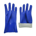 Cotton Lined PVC Coated Gloves