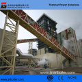 130 T/H Pakistan Local Coal Fired CFB Boiler