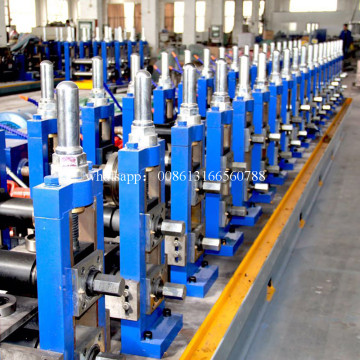 High Frequency Welded Tube Mill