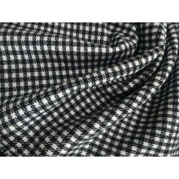 Fashion checkered Pattern Design TR Fabric