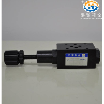 Build Up Pressure Reducing Valve