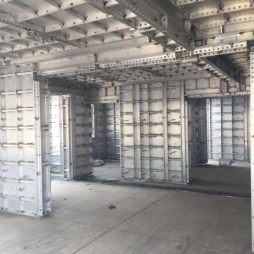 aluminum formwork method statement