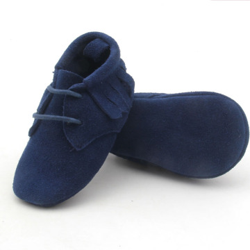 Wholesale Cheap Moccasins Leather Baby Shoes